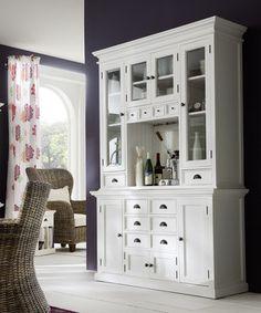 Look at this #zulilyfind! Kitchen Hutch Cabinet by Nova Solo #zulilyfinds