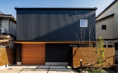 Zaha Hadid, Barn, Backyard, Exterior, House Design, Doors, Black House, Architects, Outdoor Decor