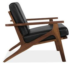 Sanna Leather Chair Chairs Living Room Board Sofa