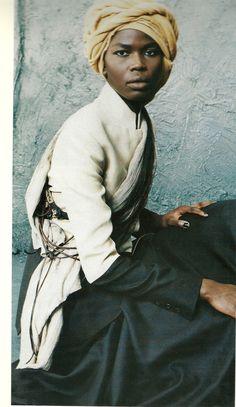 The Beautiful Caroline Bwomono    darkerberrysistas:    (via imgTumble)
