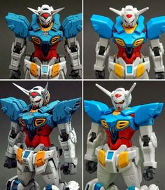 "Custom Build: HGRC 1/144 Gundam G-Self ""detailed"" GBWC 2014 Japan Entry - Gundam Kits Collection News and Reviews"