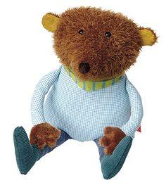 Sigikid 38592 - Spielfigur Bär, Kindergarten Freunde
