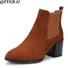 Find More Ankle Boots Information about QZYERAI 2018 New Style Comfortable and Fashionable Ankle Boots Real Leather Boots Warm Women's Shoes Size 40,High Quality Ankle Boots from Shop GG Store on Aliexpress.com Real Leather, Leather Boots, Women's Shoes, Ankle Boots, Booty, Warm, Store, Stuff To Buy, Shopping