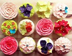 Desserts, Cupcakes, Food