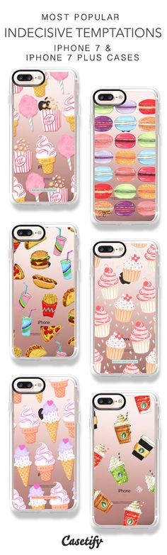 Most Popular Foodie iPhone 7 Cases & iPhone 7 Plus Cases here > https://www.casetify.com/collections/foodie#/