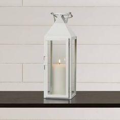 "Ophelia & Co. 6 Piece 5.5"" Glass Tabletop Lantern & Reviews   Wayfair Floor Lanterns, Tall Lanterns, Wooden Lanterns, Candle Lanterns, Glass Candle, Candles, Clear Glass, Classic Candle Holders, Ceramic Lantern"