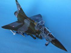 1/72 Dassault MIRAGE 2000D - Revell -
