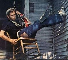 Jerry Reed - A Brand New Day. A wonderfully uplifting tune written by Jason Dennie, Paul Dugan, and Jerry Reed Country Music Stars, Country Songs, Country Guys, Country Life, Jerry Reed, Smokey And The Bandit, Brand New Day, You're Hot, You'll Never Walk Alone
