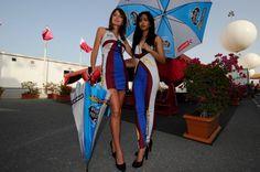 Girls, Qatar MotoGP 2016