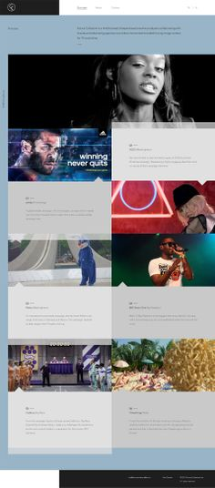Future Collective - Interesting Books or Pages Look a like website design