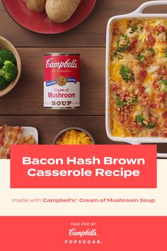 Brunch Dishes, Dinner Dishes, Breakfast Dishes, Brunch Recipes, Breakfast Recipes, Dinner Recipes, Brunch Ideas, Beef Casserole Recipes, Casserole Dishes