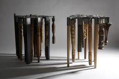 repurposed furniture  #wallartroad #recycled #furniture