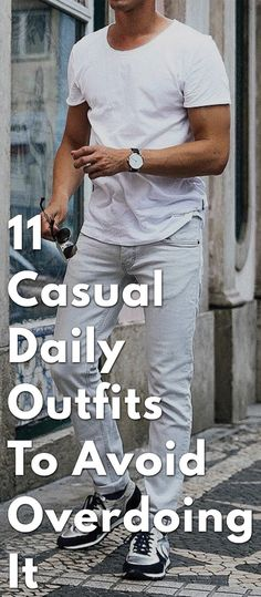 Tired of dressing up and overdoing it? Want to dress simple and low-key and still leave an impression? Here's how…
