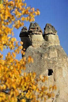 Kapadokya'da sonbahar keyfi