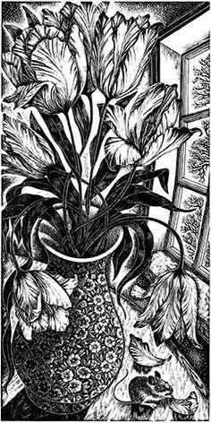 The Tulip Vase, Rossamund Fowler, The Tulip Vase