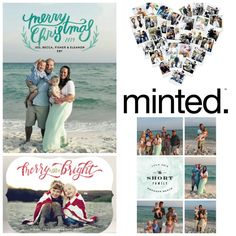 Minted Holiday Cards & Photo Gifts Review #Christmas #Holiday #FestiveFamily #gifts @minted