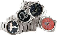 From a vintage Rolex to the cheerful Cheapo, <b>Eliisa Markin</b> clocks the finest timepieces for men, women and children.