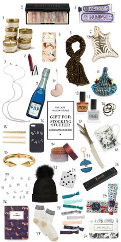 GIFT GUIDE: Stocking Stuffer