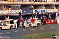 24h Lemans 1967 Chaparral 2f 7 Phil Hill picture