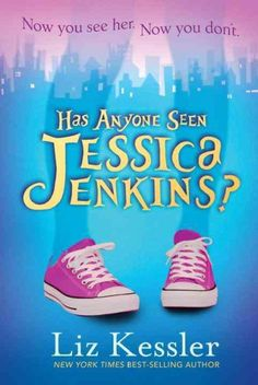 Has anyone seen Jessica Jenkins? by Liz Kessler Mar. 2015