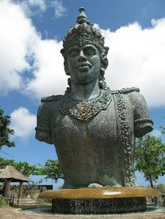 Still searching something beauty in Bali? Try this place:  Garuda Wisnu Kencana Cultural Park - Bali Indonesia.