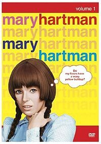 Mary Hartman, Mary Hartman - reminds me of the years in Germany when this was one of the few American shows we could get. (76-79)
