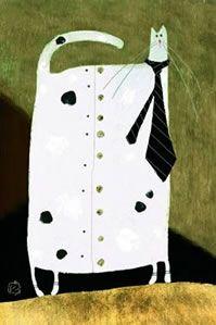Straight Tie  by Govinder Nazran