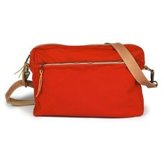CLASSIC MESSENGER BAG by Peasants and Travelers