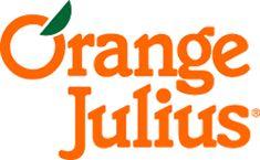 Orange Julius' Strawberry-Banana Smoothie