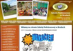 Odznakę szkoły eksperckiej otrzymuje Publiczna Szkoła Podstawowa w Brodach.