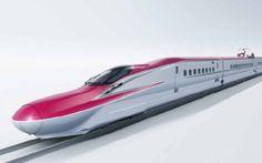 La serie E6 de shinkansen