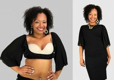 Domestic Sluttery: Plus size solutions: adding sleeves