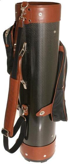Golf Bags - Sports Leather Golf Bag api.shopstyle.com...