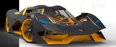Lamborghini Salamanco Concept