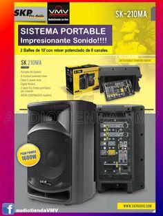 Sistema portable SKP