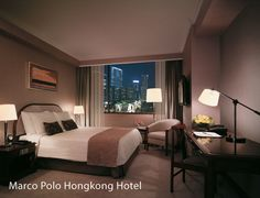 Superior Room at 5 star hotel: Marco Polo HongKong Hotel. This hotel's address is: Harbour City, 3 Canton Road, Kowloon Tsim Sha Tsui Hong Kong and have 665 rooms Unique Hotels, Best Hotels, Butler Service, Superior Room, Marco Polo, Outdoor Pool, Hong Kong, Lounge, Rooms