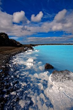 Blue lagoon, Iceland #travel #photography #europe