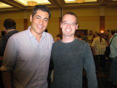Me and Danny Nucci