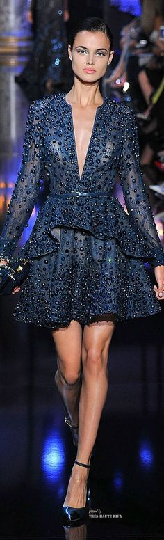 Elie Saab - Haute Couture F/W 2014-2015