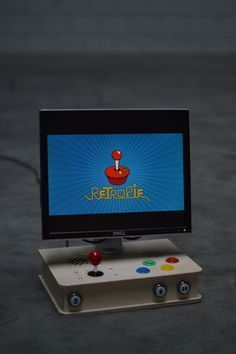 Picture of Bartop Arcade for Dell Rotating Monitor