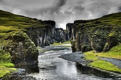 ICELAND - canions by PatiMakowska on DeviantArt