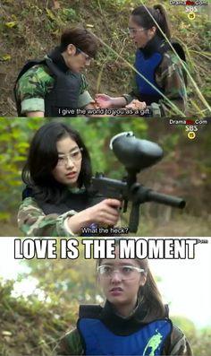 Krystal Jung and Minhyuk ♡ #Kdrama // The #HEIRS.. HyukStal ♥