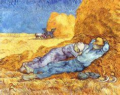 Van Gogh- La Meridienne