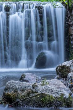 Waterfall in Durfort (Tarn, France) Caves, Waterfalls, Natural Beauty, Beautiful Places, Scenery, Photograph, Adventure, Outdoor, Paisajes