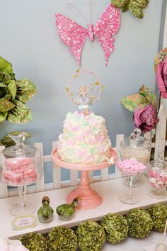 Fairy party | Kara's Party Ideas