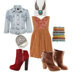 Country dancing fun