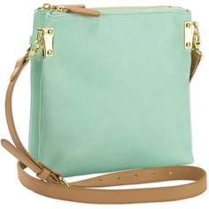 George Women's Double Compartment Cross body Bag - Walmart.com $14