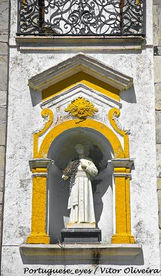Santuário de Nossa Senhora de Aires - Viana do Alentejo, Portugal