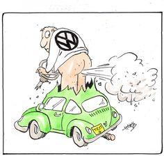 VW Cheater © Herbjorn Skogstad,Norway,vw cheats,volkswagen,test,emissions