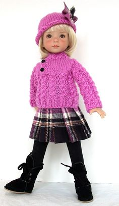 Outfit Fits EFFNER13 Little Darling KISH14 Tonner Betsy MCCALL14